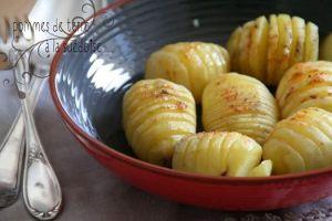 Pommes de terre à la suédoise par Et Charlotte découvrit la cuisine